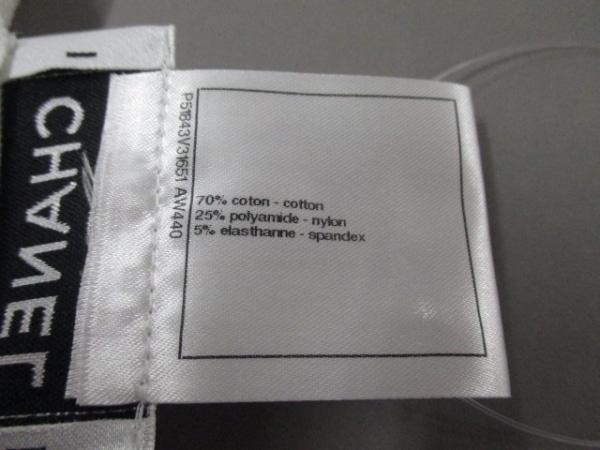 CHANEL(シャネル) カーディガン サイズ34 S レディース美品  白 4