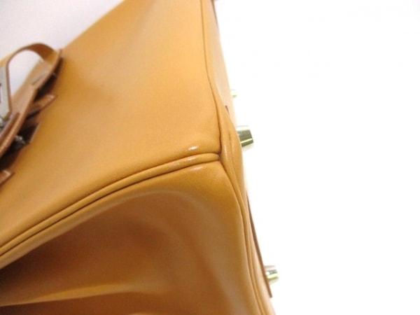 HERMES(エルメス) ハンドバッグ バーキン30 ナチュラル シルバー金具 6