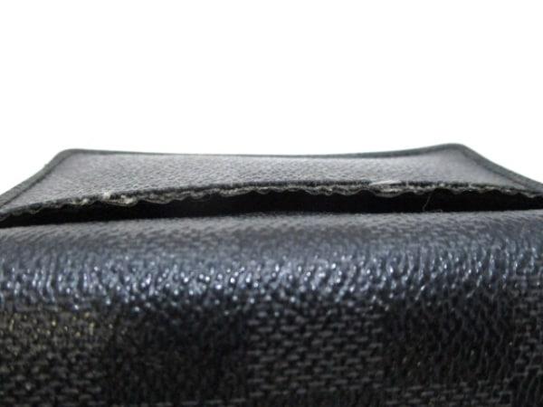 ルイヴィトン カードケース ダミエグラフィット N63075 6