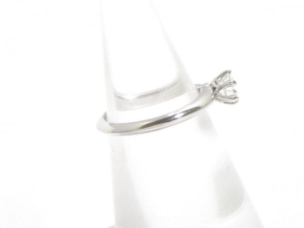 ティファニー リング美品  ソリティアダイヤモンドリング 2
