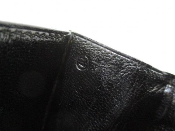 エルメス ハンドバッグ ドラッグ26 黒 ゴールド金具 クロコダイル 4