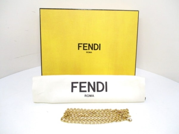 FENDI(フェンディ) 財布美品  - 8M0365 黒×白×マルチ レザー 7