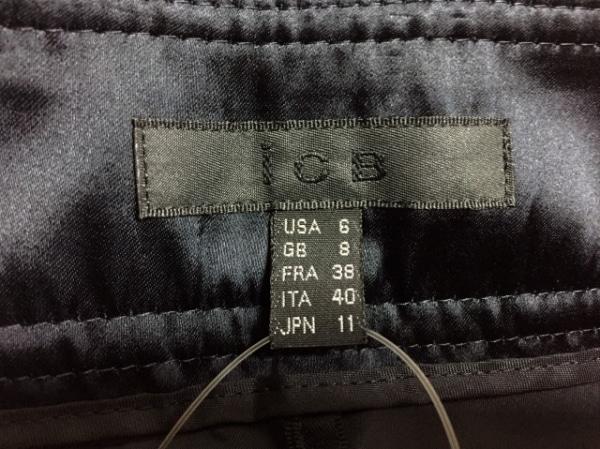 アイシービー ハーフパンツ サイズ6(USA) M レディース新品同様 3