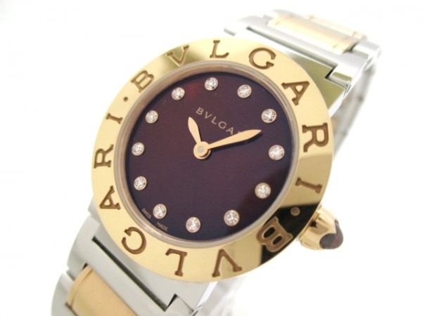 ブルガリ 腕時計美品  ブルガリブルガリ BBLP26SG レディース 0