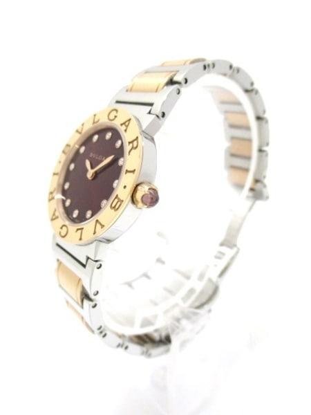 ブルガリ 腕時計美品  ブルガリブルガリ BBLP26SG レディース 2