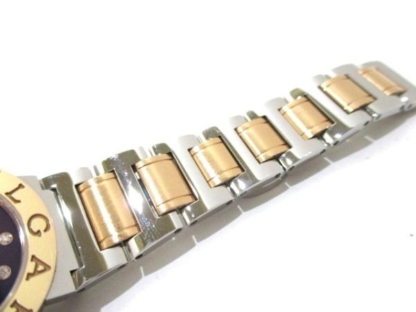 ブルガリ 腕時計美品  ブルガリブルガリ BBLP26SG レディース 7