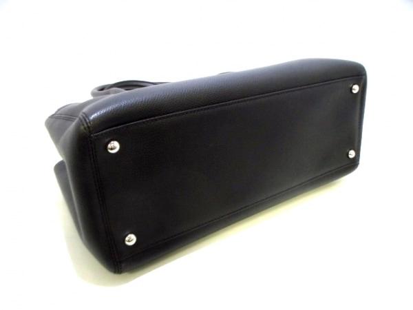 シャネル トートバッグ美品  エグゼクティブライン A67282 黒 レザー 4