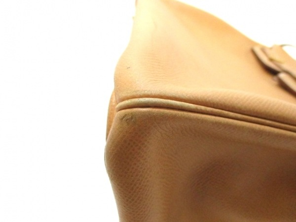 HERMES(エルメス) ハンドバッグ オータクロア32 ナチュラル G金具 6