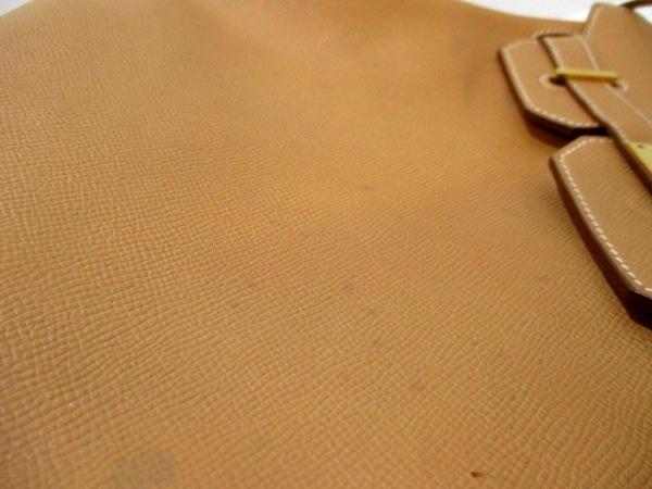 HERMES(エルメス) ハンドバッグ オータクロア32 ナチュラル G金具 7
