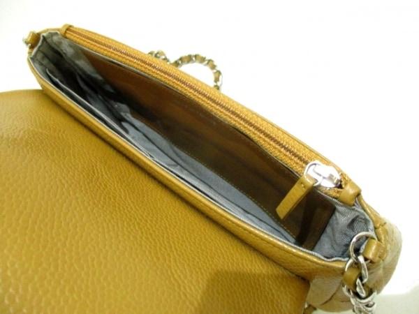 CHANEL(シャネル) 財布美品  ハーフムーン A40033 ライトブラウン 3