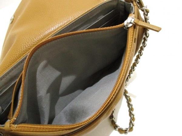 CHANEL(シャネル) 財布美品  ハーフムーン A40033 ライトブラウン 4