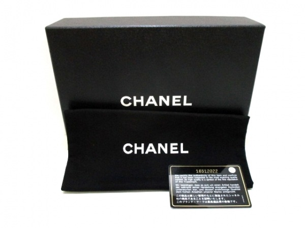 CHANEL(シャネル) 財布美品  ハーフムーン A40033 ライトブラウン 7