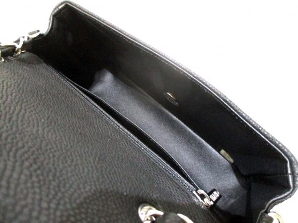 CHANEL(シャネル) ショルダーバッグ美品  ミニマトラッセ A69900 黒 5