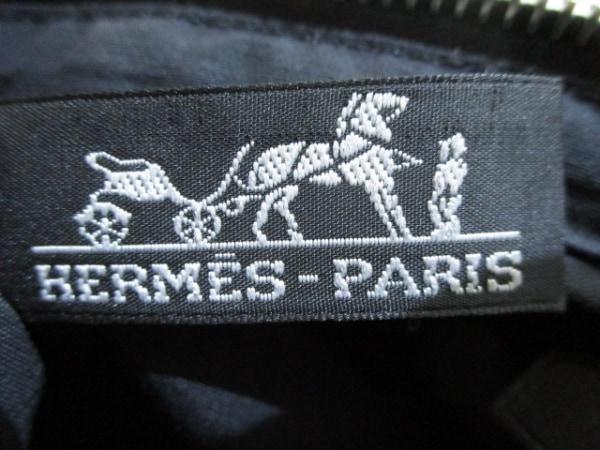 HERMES(エルメス) ウエストポーチ アカプルコウェストバッグ 黒 6