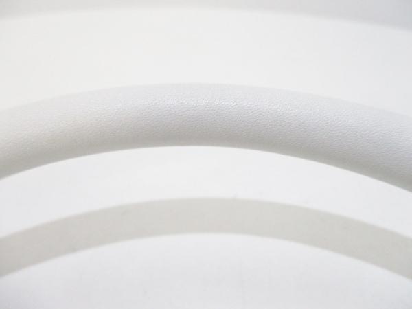 CELINE(セリーヌ) ハンドバッグ美品  トラペーズ 白×黒×ブラウン 7