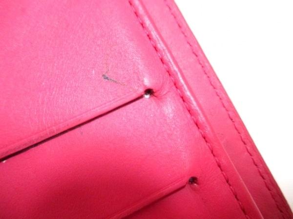 ルイヴィトン Wホック財布 モノグラムヴェルニ M9139F 6