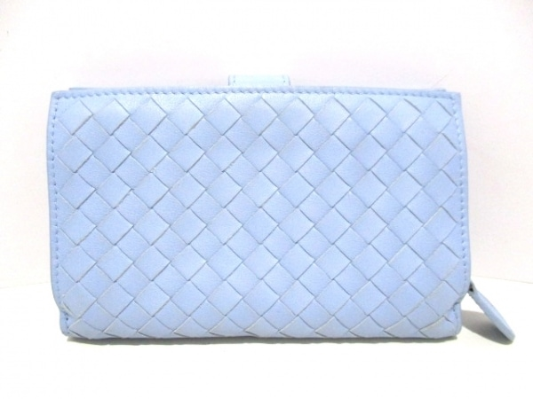 ボッテガヴェネタ 2つ折り財布美品  イントレチャート B03506299C 2