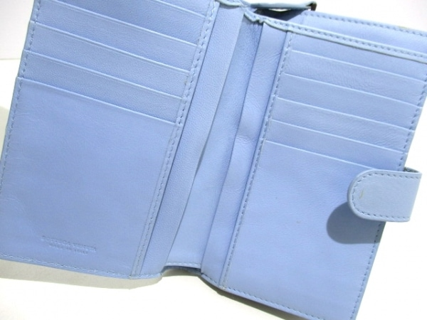 ボッテガヴェネタ 2つ折り財布美品  イントレチャート B03506299C 3