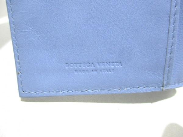 ボッテガヴェネタ 2つ折り財布美品  イントレチャート B03506299C 5