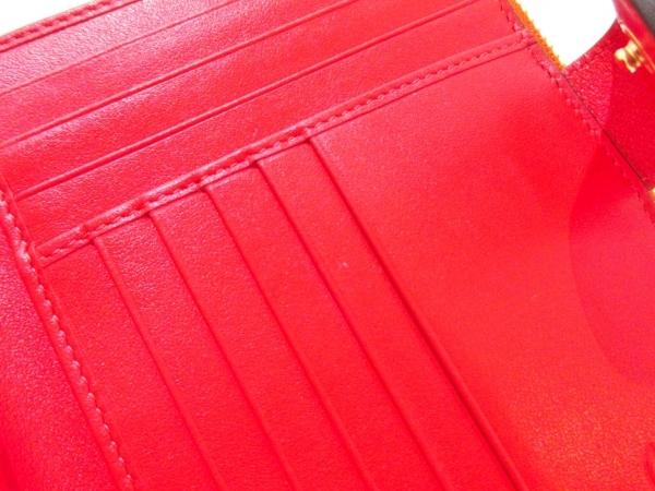 クリスチャンルブタン 2つ折り財布美品  パネトーネ/スパイク レザー 8