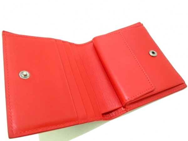 クリスチャンルブタン 2つ折り財布美品  黒 スタッズ 3