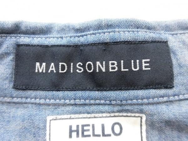 マディソンブルー 長袖シャツブラウス サイズ01 S レディース 3