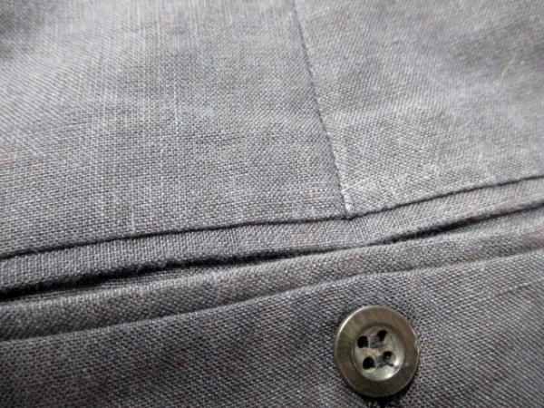 HERMES(エルメス) シングルスーツ メンズ ダークグレー 7