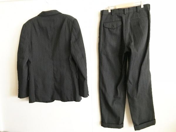 コムデギャルソンオムプリュス シングルスーツ サイズS メンズ 黒 2