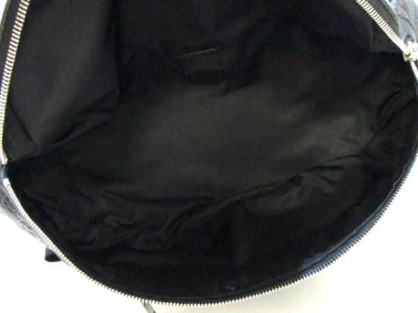 GUCCI(グッチ) ウエストポーチ シマライン 246409 黒 ボディバッグ 5