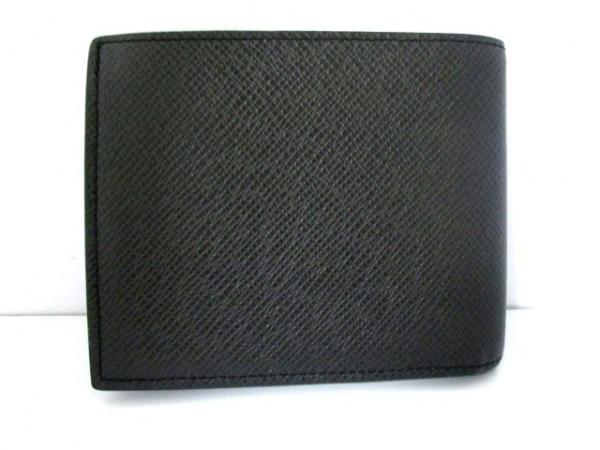 ルイヴィトン 2つ折り財布 タイガ ポルトフォイユ・アメリゴ M42100 2