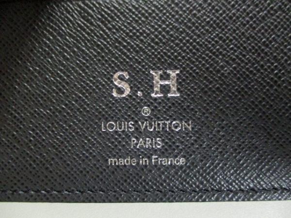 ルイヴィトン 2つ折り財布 タイガ ポルトフォイユ・アメリゴ M42100 5
