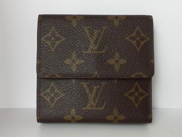 LOUIS VUITTON(ルイヴィトン) Wホック財布 モノグラム M61652 2