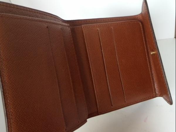 LOUIS VUITTON(ルイヴィトン) Wホック財布 モノグラム M61652 3