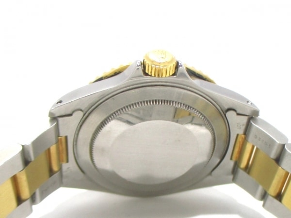 ロレックス 腕時計美品  サブマリーナデイト 16613 メンズ ブルー 3