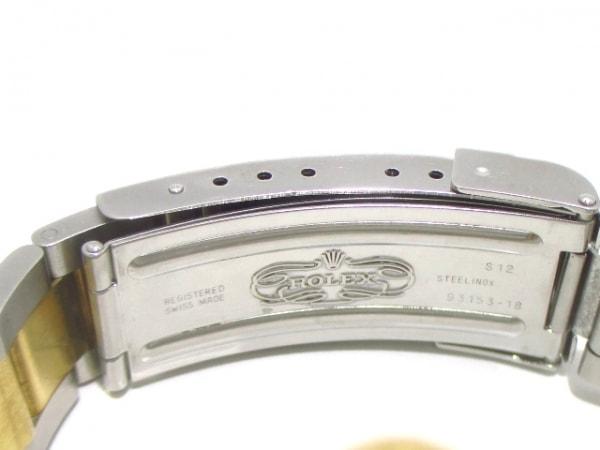 ロレックス 腕時計美品  サブマリーナデイト 16613 メンズ ブルー 4