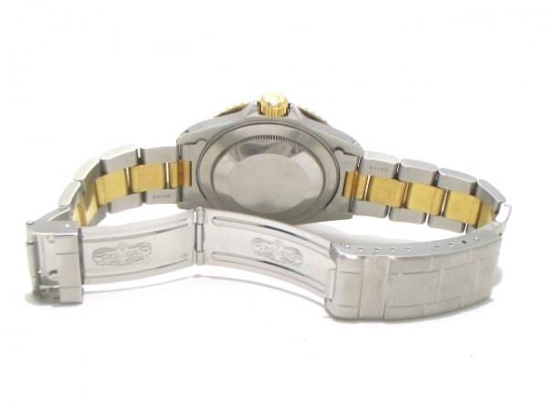 ロレックス 腕時計美品  サブマリーナデイト 16613 メンズ ブルー 5
