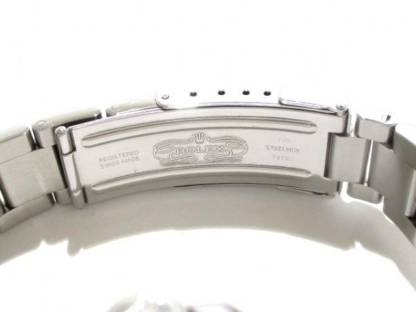 ロレックス 腕時計 ヨットマスターロレジウム 16622 メンズ シルバー 4