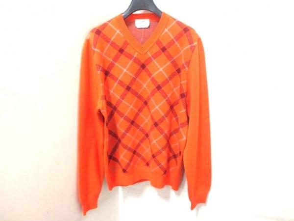 HERMES(エルメス) 長袖セーター サイズM メンズ 0