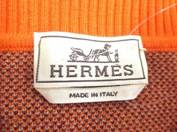 HERMES(エルメス) 長袖セーター サイズM メンズ 3