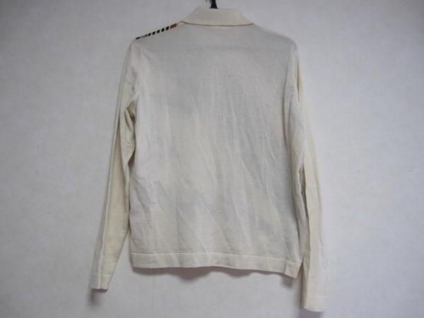 HERMES(エルメス) 長袖ポロシャツ サイズ42 L レディース 2