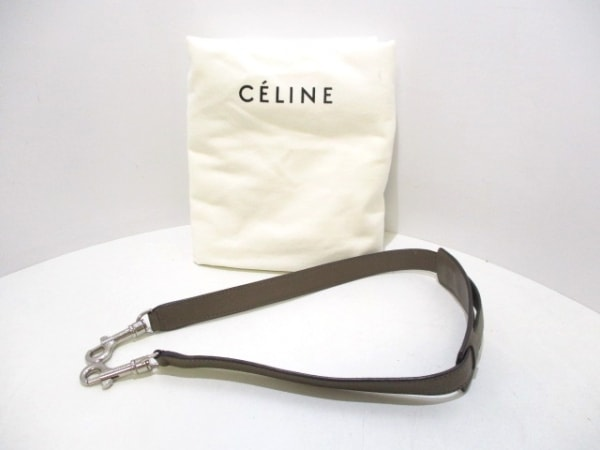 CELINE(セリーヌ) ハンドバッグ美品  トラペーズ 169543MDB.09SO 9