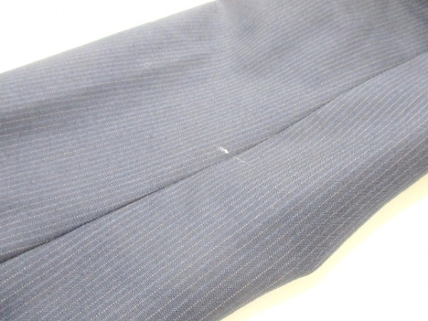ルイヴィトン シングルスーツ サイズ50 XL メンズ ストライプ 6