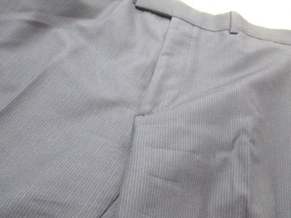 ルイヴィトン シングルスーツ サイズ50 XL メンズ ストライプ 8
