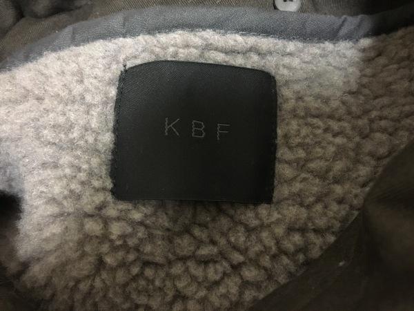 KBF(ケービーエフ) コート レディース新品同様  カーキ 3