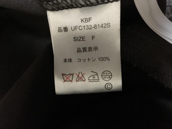 KBF(ケービーエフ) コート レディース新品同様  カーキ 4