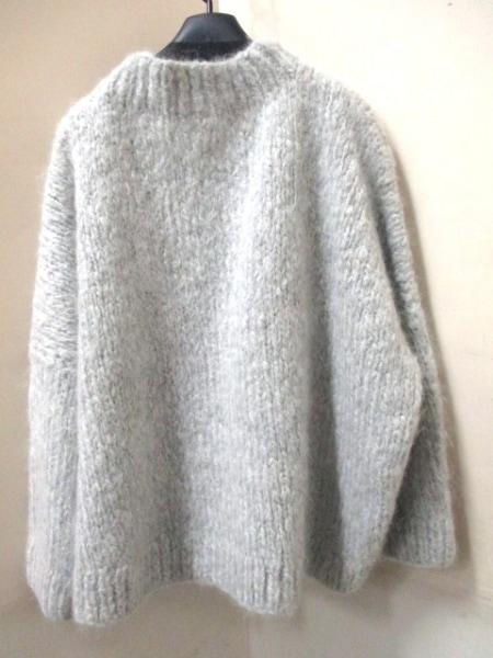 クロエ 長袖セーター サイズS レディース新品同様  ライトグレー 2