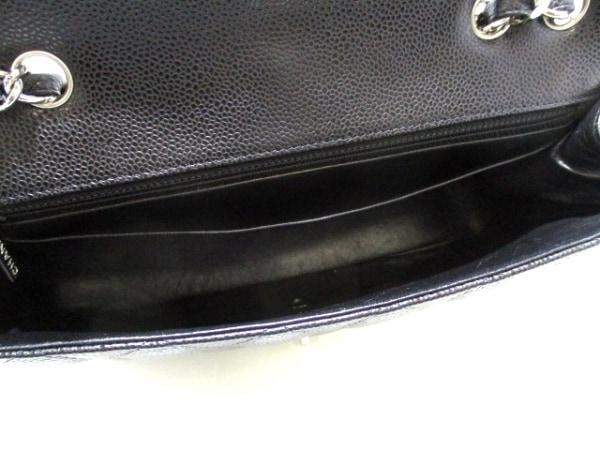 CHANEL(シャネル) ショルダーバッグ デカマトラッセ A28600 黒 5