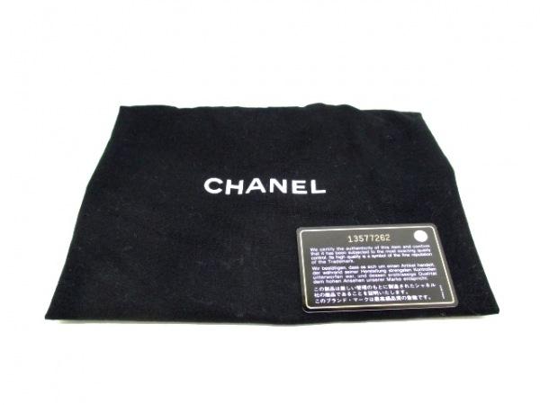 CHANEL(シャネル) ショルダーバッグ デカマトラッセ A28600 黒 9