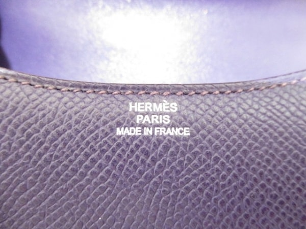 HERMES(エルメス) ショルダーバッグ美品  コンスタンス14 レザン 6