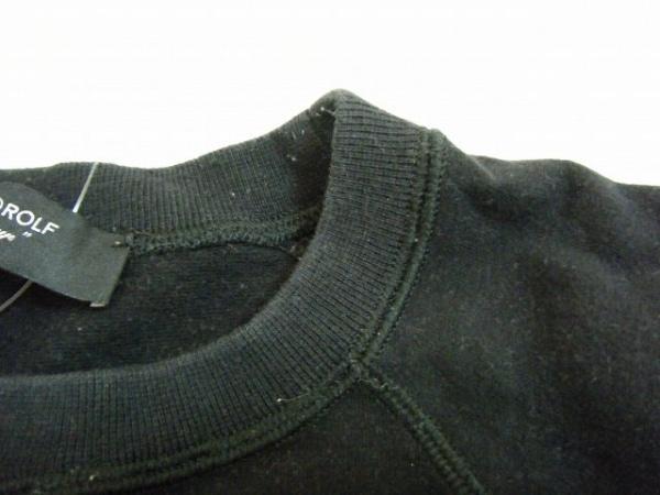 ヴィクター&ロルフ トレーナー サイズ46 XL メンズ 黒 MONSIEUR 5